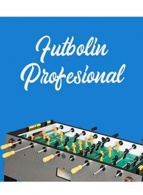 Futbolín profesional: Reglas, jugadas, modos de juegos y campeonatos